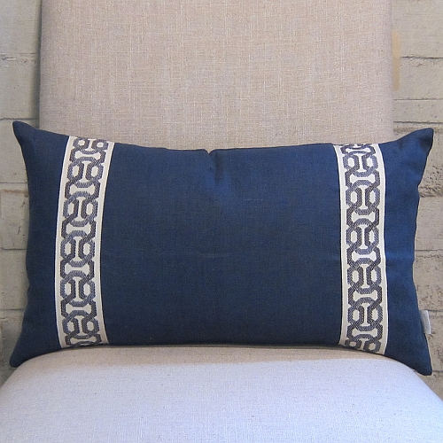 Large Lumbar Navy