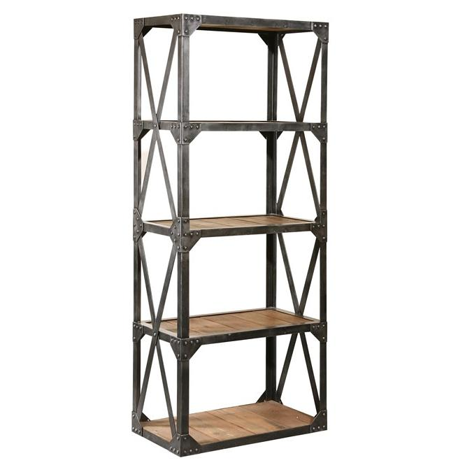 Bleecker Narrow Bookcase