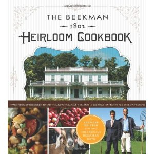 Beekman Cookbook