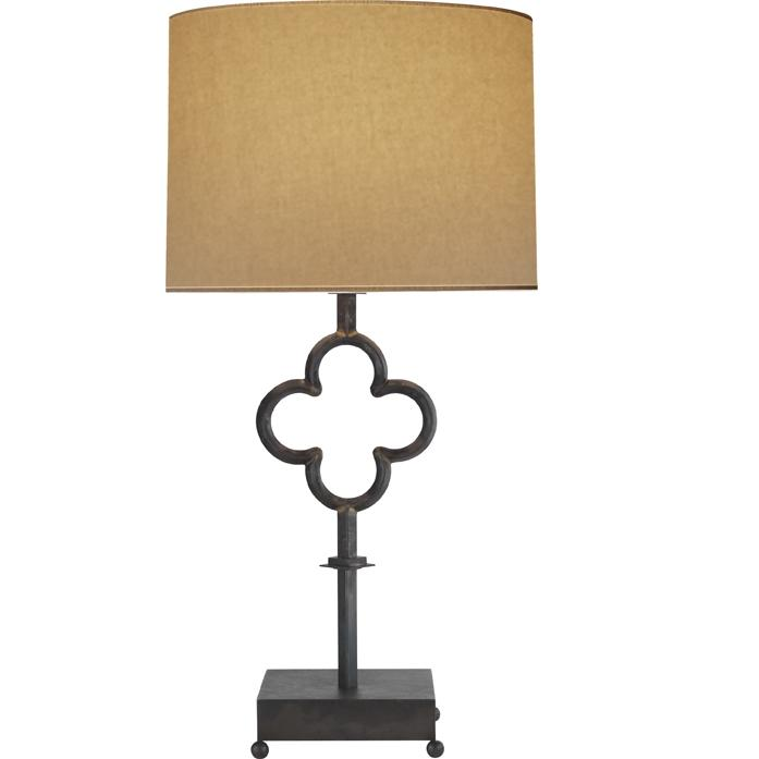 Quatrefoil Table Lamp