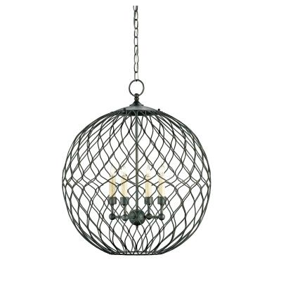 Simpatico Small Orb Chandelier