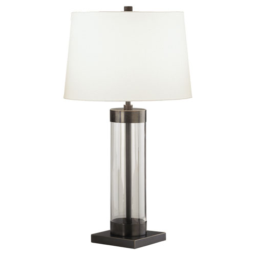 Andre Glass Cylinder Lamp