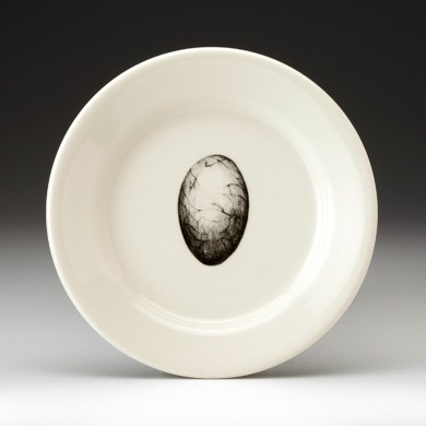Crow Egg Bread Plate