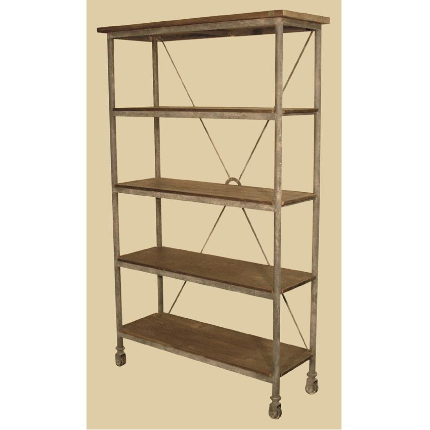 Dolf Bookcase In Antique Soap