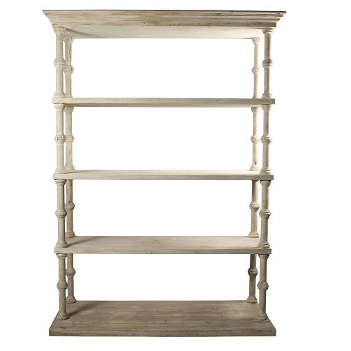 Reclaimed Lumber Roman Bookcase